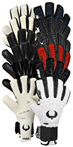 Renegade GK Eclipse Series of Goalkeeper Gloves - Includes Ambush Assault Frost Helix Diablo Phantom