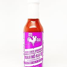 Adoboloco Maui No Ka Oi Trinidad Moruga Scropion Chili Pepper Hot Sauce