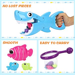sgark grabber bathtube toys