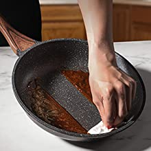 easy to clean skillet