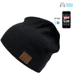 DOLIROX Bluetooth Beanie,Upgraded Bluetooth V5.0 Unisex Knit Wireless Beanie Bluetooth Hat with Built-in HD Stereo Speakers /& Microphone Washable Beanie with Bluetooth for Men Women Boys and Girls