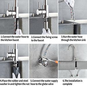 laundry sink faucet