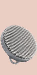 back scrubber silicone body brush