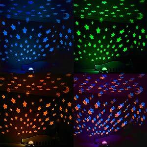 star projector baby star projector night light for kids star projector for kids sleep soother