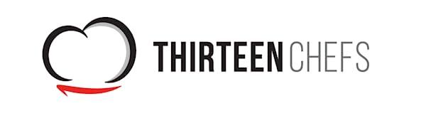 Thirteen Chefs logo