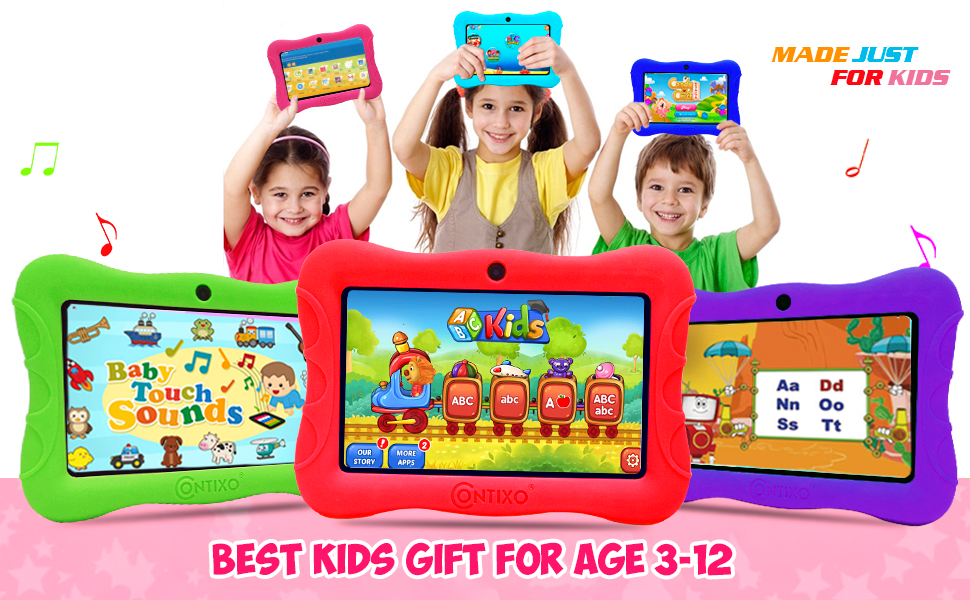 Best Kids Gift For Age 3-12
