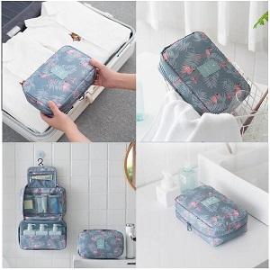 waterproof tolietry bag