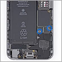 MMOBIEL Auricular Ear Speaker de Reemplazo Compatible con iPhone 6 Audífono con Altavoz CableFlex Inc Herramienta
