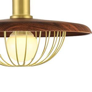Nurluce Vintage Pendant Lighting for Kitchen Island lights fixtures