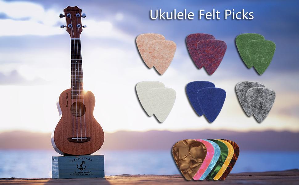 Guitar Felt Picks