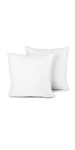 18X18 pillow inserts cushion couch