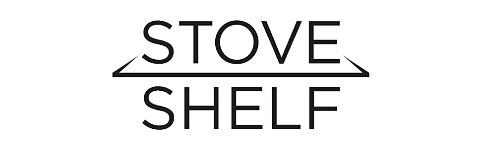 StoveShelf, magnetic, storage, shelf, kitchen, spice rack, stove, no installation, easy, organized