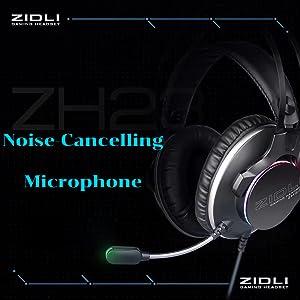 Noise-Free Mic