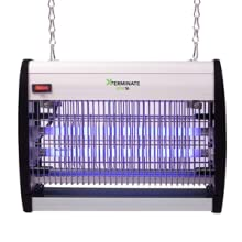 Xterminate fly zapper hanging chain