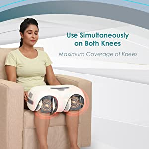 knee massage for pain relief