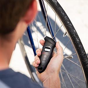 Bike Tire Pressure Gauge
