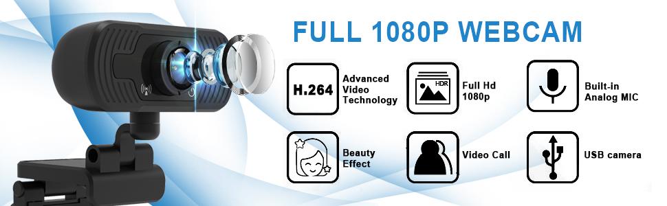 1080p webcam,h264 webcam,computer camera,usb camera, live stream camera, logic webcam,facebook cam