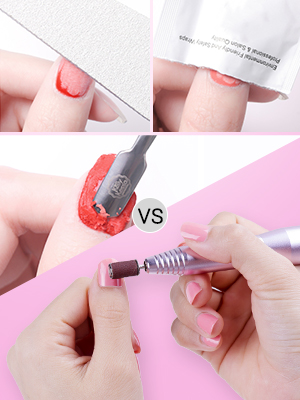 How to use electric nail drill machine | Portable Electric Nail Drill, Compact Efile Electrical Professional Nail File Kit for Acrylic, Gel Nails, Manicure Pedicure Polishing Shape Tools Design for Home Salon Use