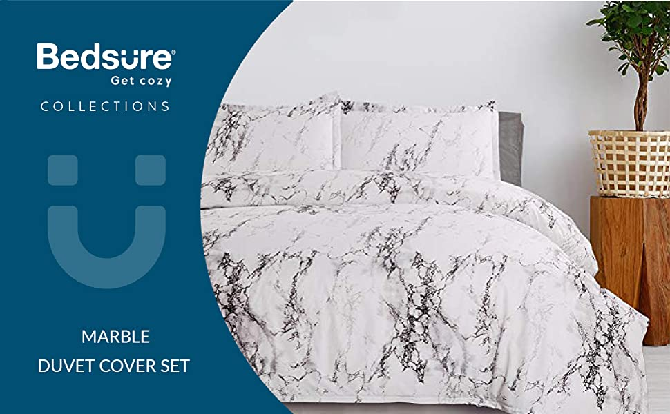 Printed Duvet Cover Mable Pattern 1