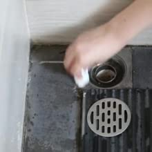 basement bathroom shower stainless steel Anti-blocking Cut hair floor drain cover 08