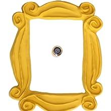 Friends Frame Peephole door