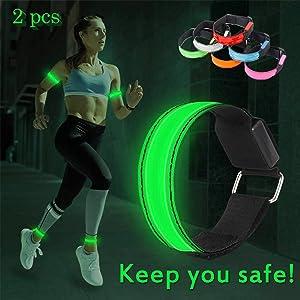 LED Armbands