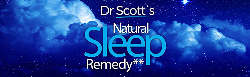 dr scotts natural sleep remedy nonhabit forming