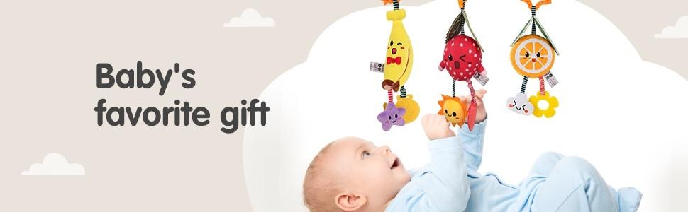 juguetes de regalo para bebés