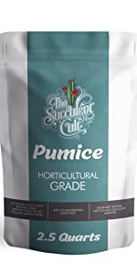 Pumice for plants