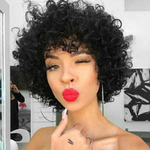 glueless lace front wigs human hair pre plucked human hair wigs for white women
