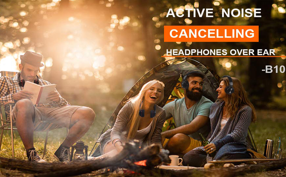 active noise cancelling headphone