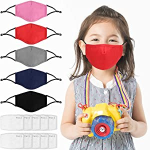 Kids Facial Covering