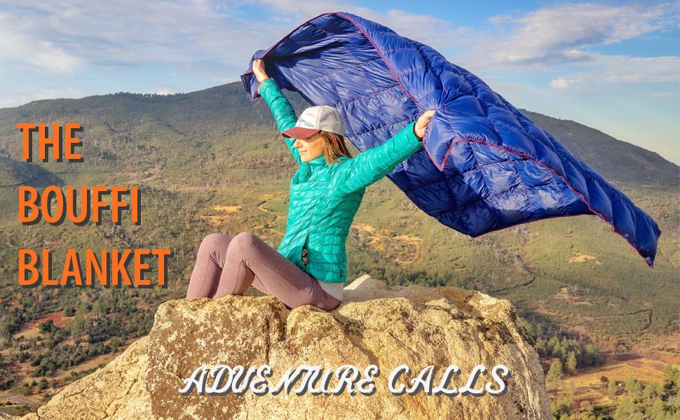 flying blue blanket adventure calls
