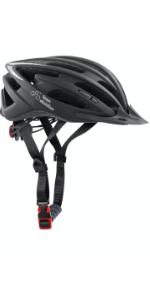 Airflow Bike Helmet Black L/XL