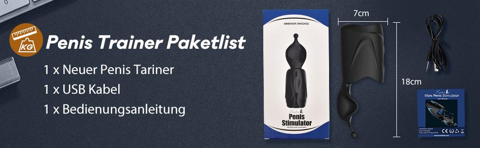 Penisschnalle Penis Trainer Vibrator eichelvibrator Elektrische Cup Sexspielzeug für Mann