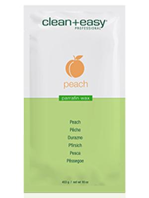 Clean+Easy Peach Paraffin Wax