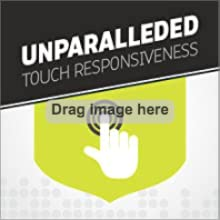 touch responsive glass screen protector