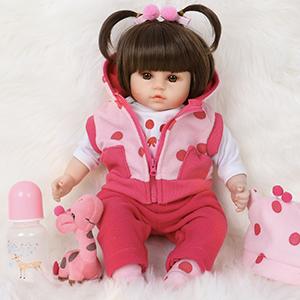 New Doll Giraffe Style
