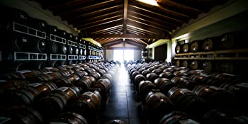 Facility in Modena, Italy where balsamic vinegar is aged naturally