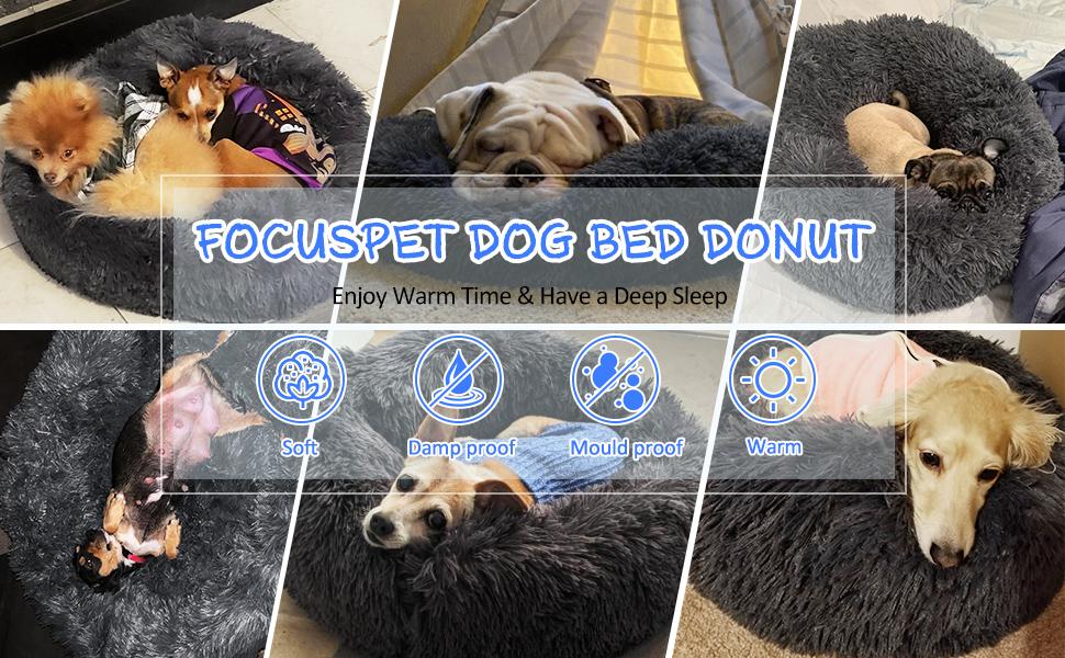 FOCUSPET Dog bed