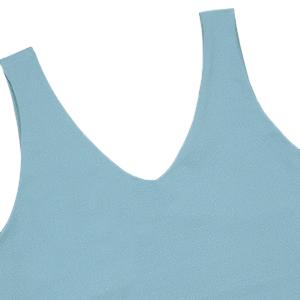v neck design