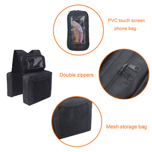 Tank Storage Saddle Bags