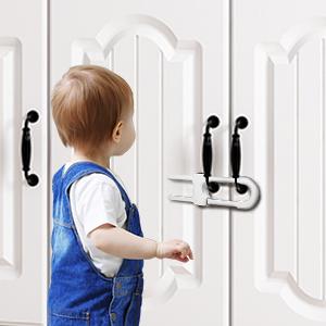 Sliding Cabinet Locks