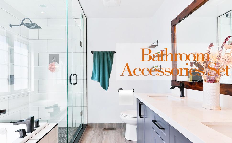 Bathroom Accessories Sets