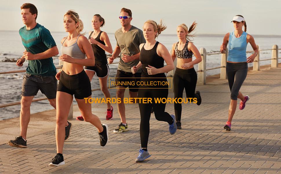 workout shorts women athletic yoga