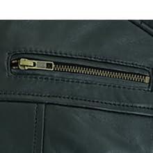 storage pockets zipped