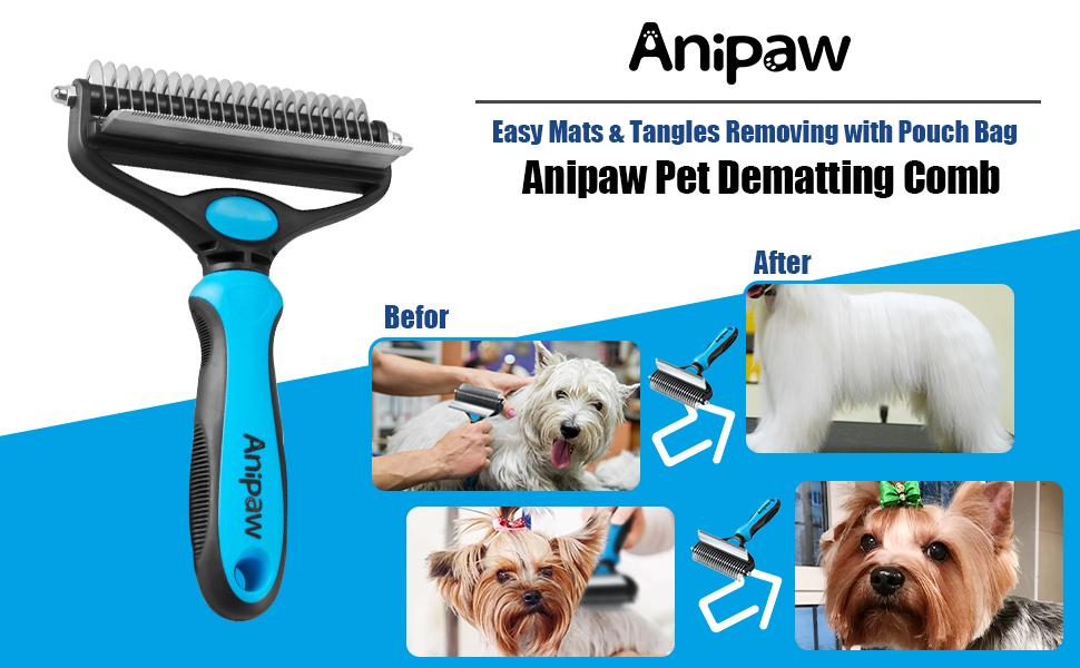 Pet Grooming Brush