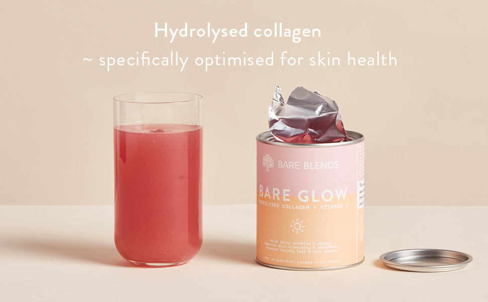 Bare Glow - optimised for skin health