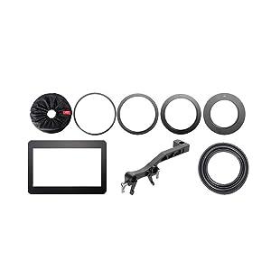 DP30 matte box Adapter rings
