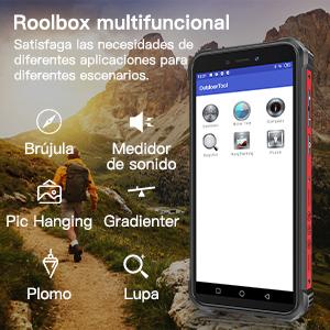 roolbox multifuncional